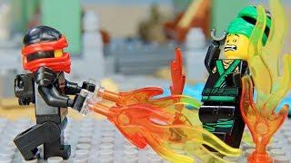 Brick Channel Lego Ninjago: Ninja Solo