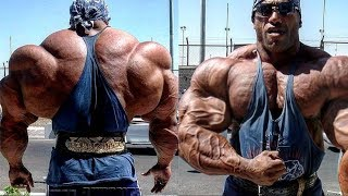 Uncrowned Mr. Olympia Monster - King Of Freaky Mass