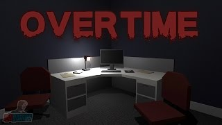 Overtime Demo | Indie Horror Game Let's Play | PC Gameplay Walkthrough