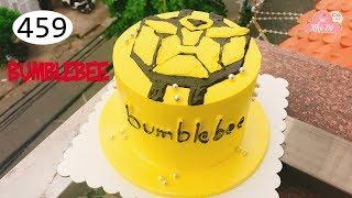 chocolate cake decorating bettercreme (459) Học Làm Bánh Kem - Bumblebee (459)