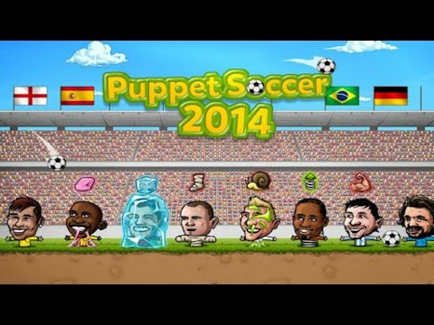 Puppet Soccer 2014 - Football Android Gameplay #2 from YouTube · Duration:  12 minutes 17 seconds