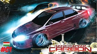 NA KIJÖTT VISSZA? // Need For Speed Carbon // #1