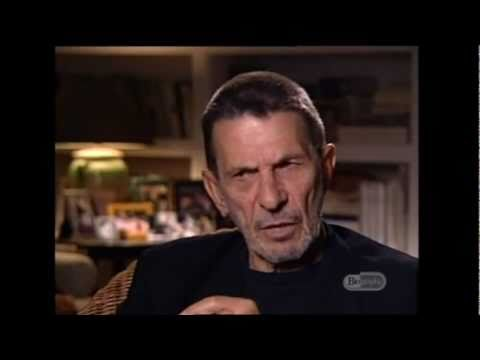 The Early Life & Career Of Leonard Nimoy