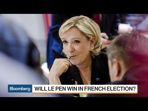 The Math Behind a Marine Le Pen Victory