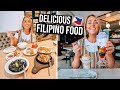 We Tried Delicious Filipino Food in Manila, Philippines