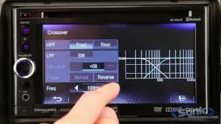 JVC KW-AV61 & KW-AV61BT Multimedia Receivers | Touchscreen Car Stereos