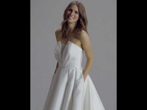 Abiti Da Cerimonia Latina.Abito Da Sposa Phoebe Pronovias 2020 Disponibile In Atelier A
