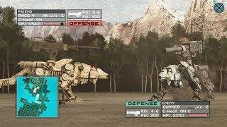 Xenia Xbox 360 Emulator - Zoids Assault Ingame / Gameplay! (DX12 WIP)