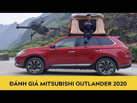 Đánh giá xe Mitsubishi Outlander 2020 - Đi có sướng hơn Mazda CX5, Honda CRV?