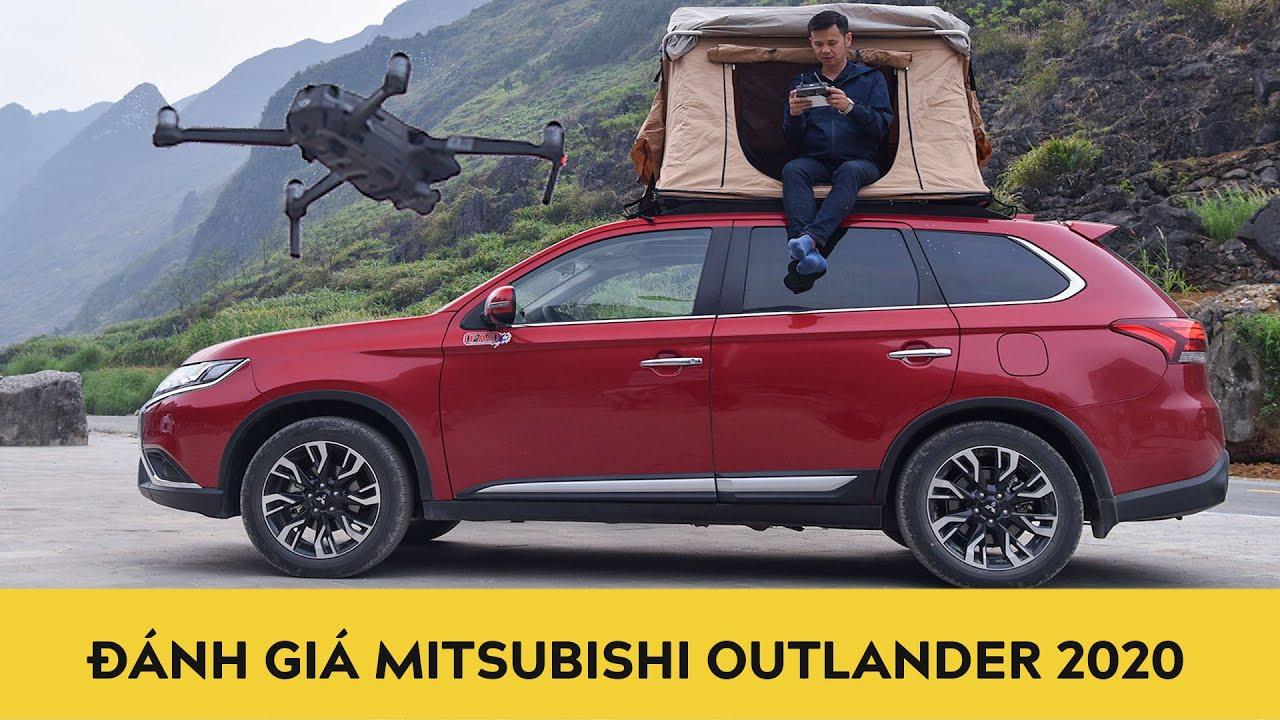 Đánh giá xe Mitsubishi Outlander 2020 – Đi có sướng hơn Mazda CX5, Honda CRV?