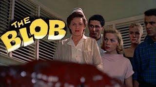 Капля (The Blob, 1958) - обзор фильма ужасов
