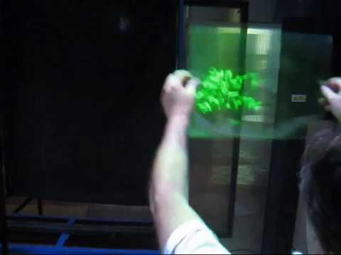Hologram hidden text, covert image hologram