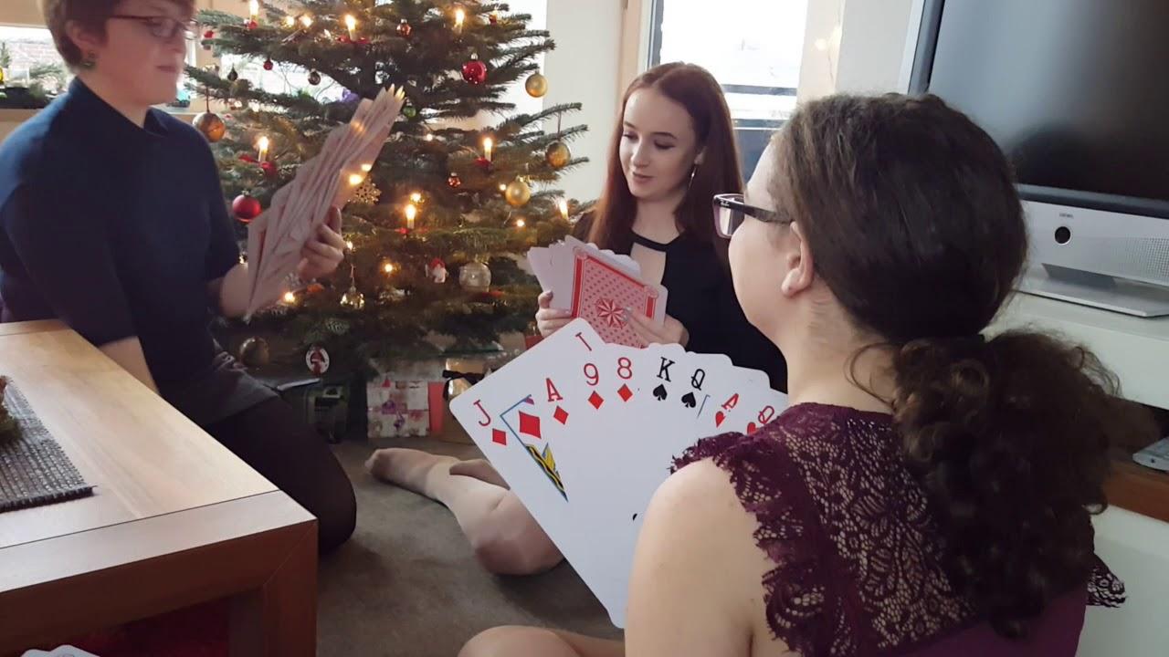 Skat on Tour #2: Weihnachten im Hause Schaefer - YouTube