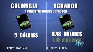 Aclaración Compras en Ipiales LA TV ECUADOR 06/09/15