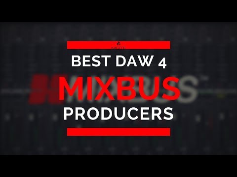 Harrison Mixbus v4 | Best Mixing DAW 4 Producers? | Producer Review
