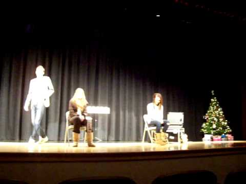 Magic in Big Horn High School 1