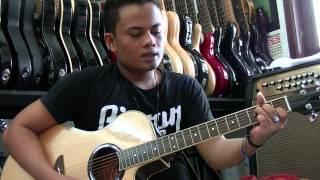 belajar chord samson kenangan terindah cover akustik