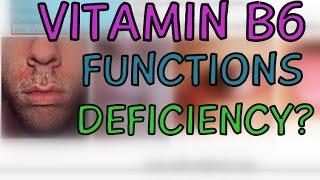 A B6-vitamin - minden amit tudni érdemes