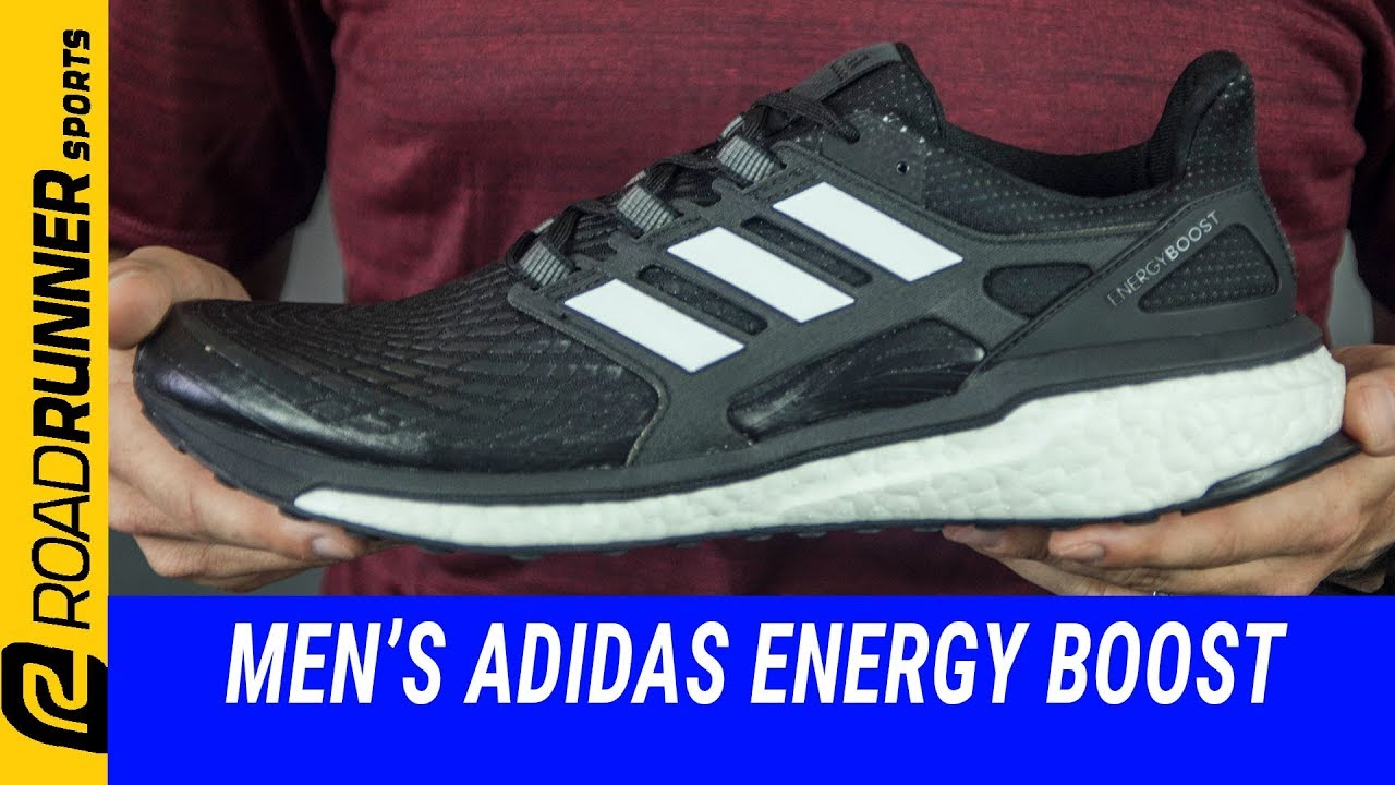 separation shoes aeb03 8dcb8 Mens adidas Energy Boost  Fit Expert Review