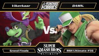 RSH Ultimate #56: Vikerkaar (Banjo & Kazooie) vs DAMN. (Terry) - Grand Finals