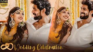 Rana Daggubati And Miheeka Bajaj's Pre-Wedding Celebration | Haldi Ceremony | Samantha