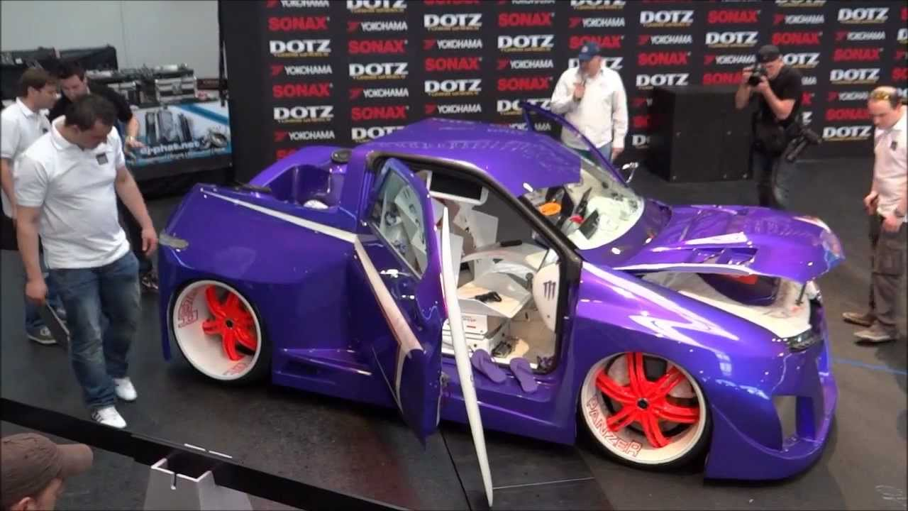 Video Tuning World Bodensee 2012 Youtube