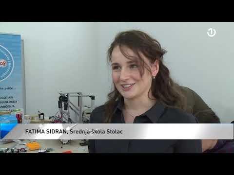 Učenici iz BiH vodeći u svijetu robotike