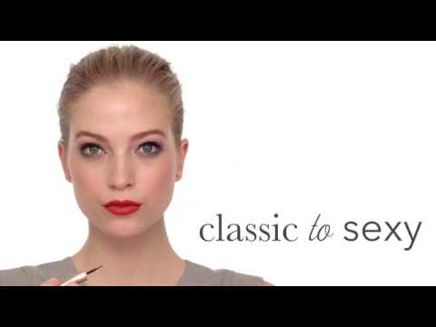 Get The Look: Classic to Sexy with Liquid Eyeliner