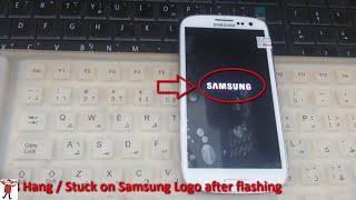 Solve Galaxy S3  Neo i9301i Stuck / Hang on Samsung Logo after flashing