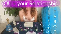 Thursday Tarot: You are your Relationship ~ Pick a Card