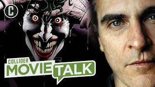 The Joker Movie with Joaquin Phoenix - Will It Ever Happen? - Movie Talk