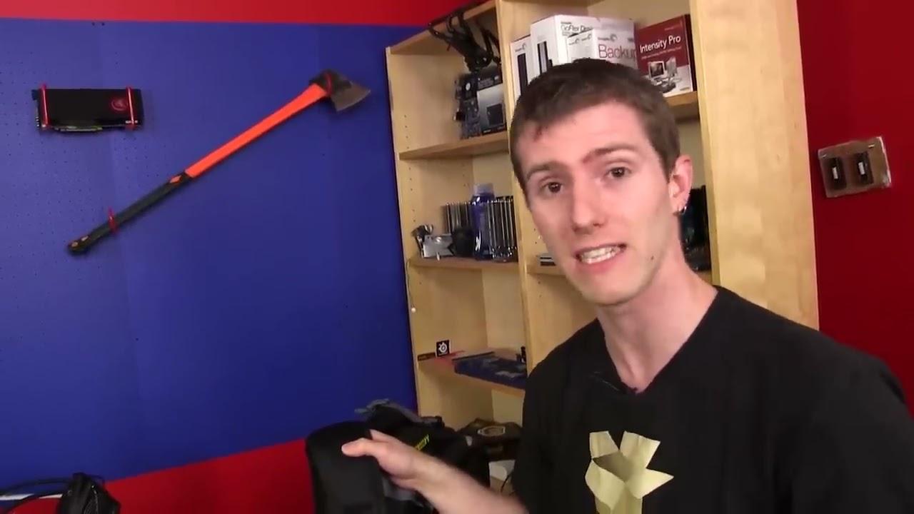 9240afafcead Pelican Urban Elite U100 Backpack Unboxing - YouTube