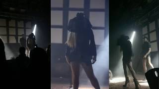 Patricia Piccante Maruv Performance Siren Song Drunk Groove
