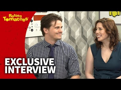 The Near-Perfect Cast - Exclusive 'Carrie Pilby' Interview (2017)