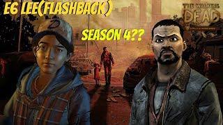 The Walking Dead:Season 4: Returning Character Profile Ep6 Lee (twd season 4)