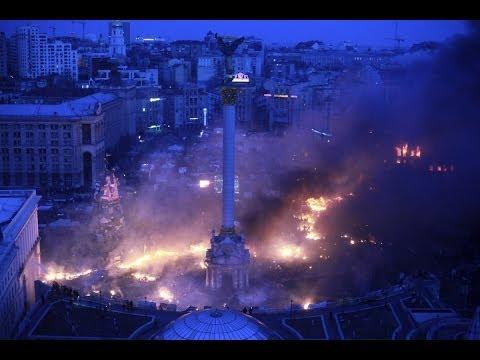 Webster Tarpley - World Crisis Radio 2/22/2014 - NATO-Backed Coup in Ukraine