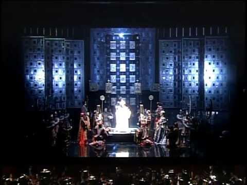 "Modest Mussorgsky ""Boris Godunov"" Teatro Municipal de Santiago de Chile"
