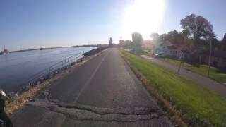 Bike Ride - Moline to Rapids City - 6/27/2017