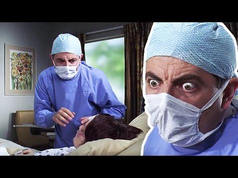 Bean The SURGEON 😷| Bean Movie | Funny Clips | Mr Bean Official