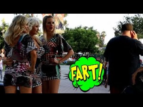 Girls, Cars and Funny Farts | The Sharter Prank