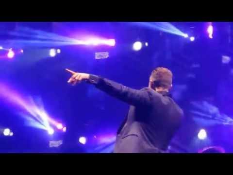 Justin Timberlake - SexyBack & Mirrors [Live Paris 2014]