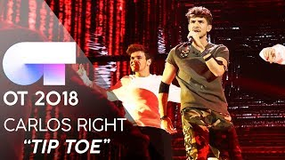 """TIP TOE"" - CARLOS RIGHT 