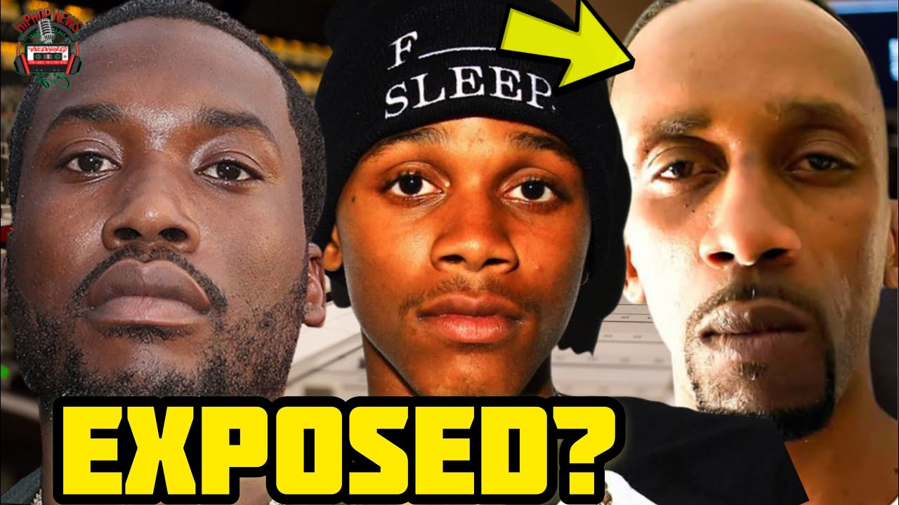 Lil Snupe's Dad Has Strong Words For Meek Mill After Getting Out Of Prison!