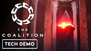 The Coalition - Official Unreal Engine 5 Alpha Point Tech Demo