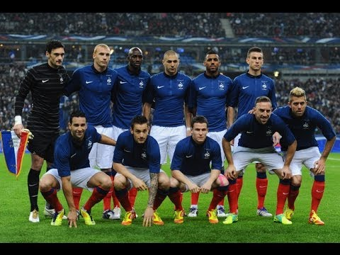 France national football team 2014   YouTube France national football team 2014