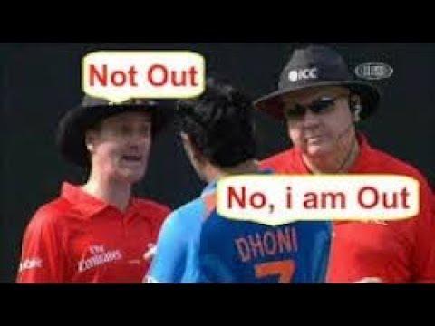 Respect Moment in cricket fair  Moments Gentleman of Cricket