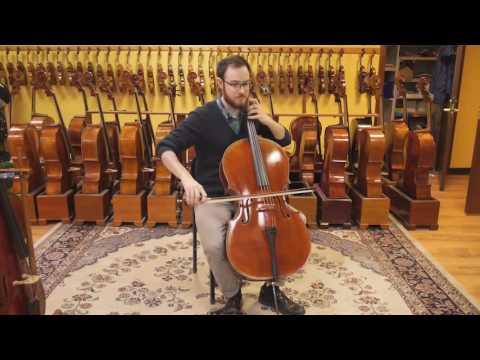 Demo: Jay Haide Cello