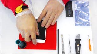 iPhone 6 Batarya/Pil Değişimi Nasıl Yapılır (iPhone 6 Şarj Sorunu)