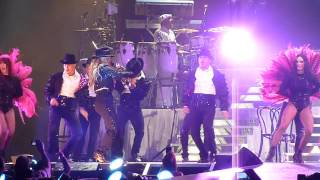"Jennifer Lopez ""Lets Get Loud"" Staple Center Aug 12, 2012"