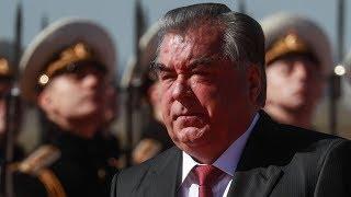 Рахмон спасает экономику Таджикистана рынки эпицентр заражения Коронавирус в СНГ
